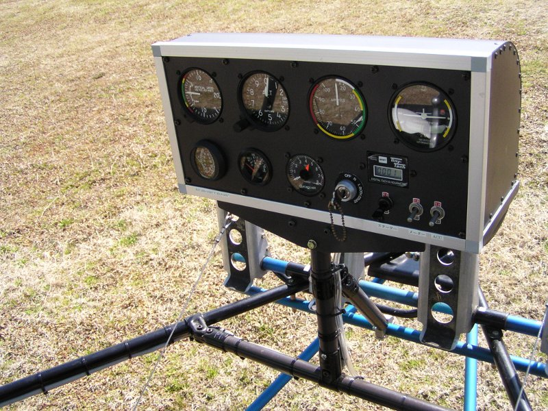 Quicksilver MX2 sprint Instruments photo